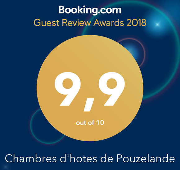 booking gites 2018